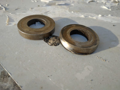 ремонт рулевой рейки форд мондео