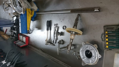 ремонт рулевой рейки хонда цивик 4д