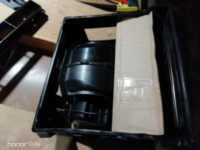 ремонт печки ваз 2107