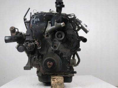 сколько масла в двигателе форд транзит