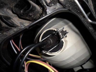 как поменять лампочку шкода октавия а5