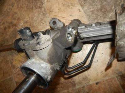 как подтянуть рулевую рейку форд фокус 2