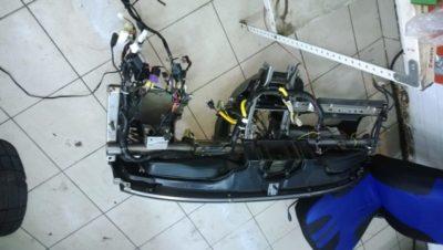 замена радиатора нива шевроле без кондиционера