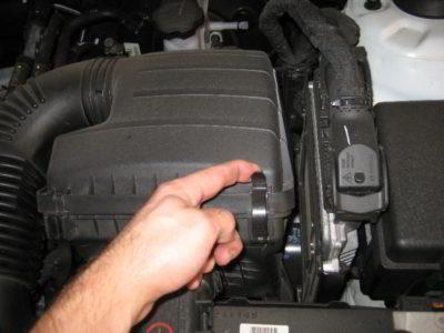 форд фокус 3 замена воздушного фильтра