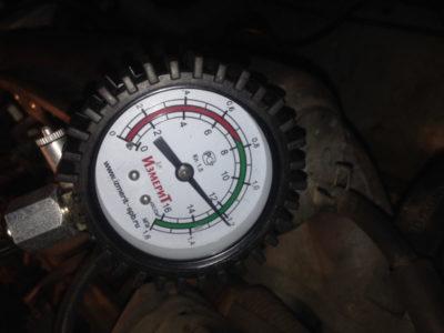 компрессия двигателя ваз 2106