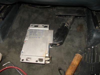 бмв е39 не работает печка
