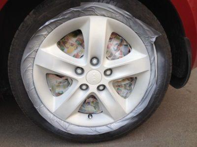 разболтовка колес киа сид