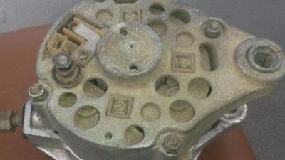 как подключить генератор ваз 2107