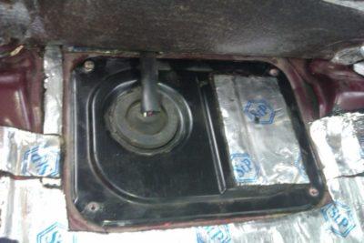 тойота рав 4 замена топливного фильтра