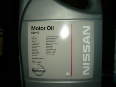 замена масла форд фокус