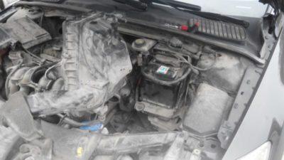 как снять акб на форд фокус 3