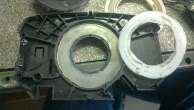 ремонт подрулевого шлейфа рено меган 2