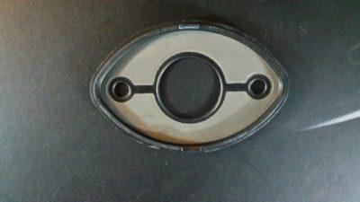 дэу нексия замена прокладки клапанной крышки