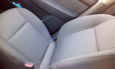 как снять заднее сиденье на шевроле авео