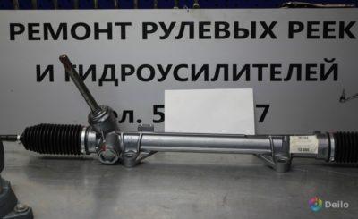 ремонт рулевой рейки ниссан кашкай