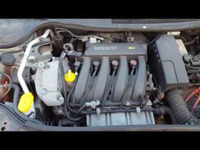 рено дастер троит двигатель