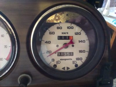 подключение тахометра ваз 2106