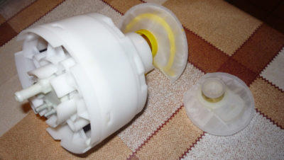 замена топливного фильтра тойота камри