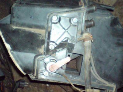 замена радиатора на ваз 2112