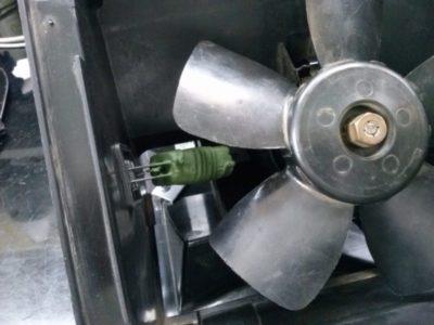 ваз 2106 замена крана печки