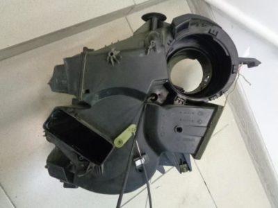 замена радиатора печки пежо 206
