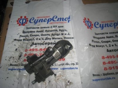 ремонт рулевой рейки форд фокус 2