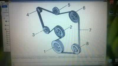 форд фокус 3 замена ремня генератора