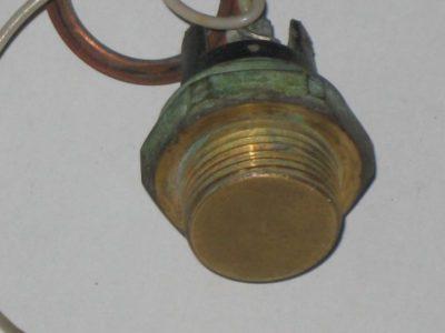 ваз 2114 датчик включения вентилятора