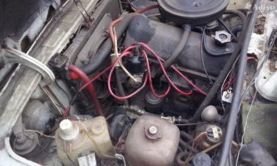 ваз 2107 ремонт двигателя