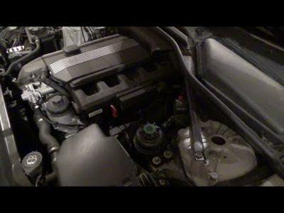 замена двигателя бмв е39
